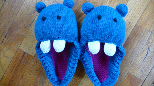 Slippers for gift exchange