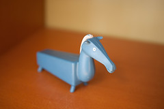 plastic toy horse (chrisglass) Tags: horse toy