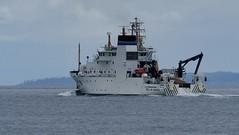 NOAA ship Bell Shimada