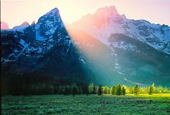 Teton Sunset 1996 (It's my whole damn raison d'etre) Tags: world sunset mountains film mostinteresting wyoming tetons trekker dblringexcellence yahoo:yourpictures=landscape yahoo:yourpictures=lightshade yahoo:yourpictures=wonders