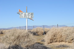 20101212 Rocks Cafe, Plate 5 (Tom Spaulding) Tags: california ca old abandoned sign vintage cafe rocks neon edwardsafb signage peelingpaint mojavedesert edwardsairforcebase ca58 northedwards caferocks rockscafe northedwardsca