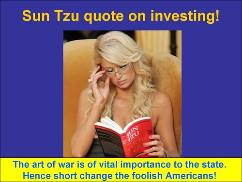 Sun Tzu on Paris