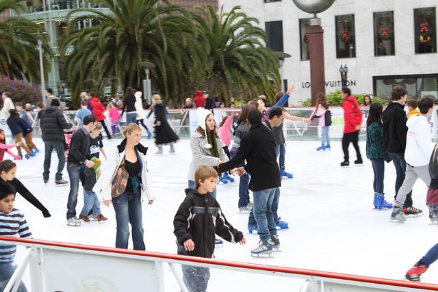 SF skating rink