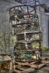 3458_9_Crab Nets (misterken) Tags: pentax hdr photomatix dijemry misterken crabnets pentaxk10d justpentax dijemryhdr