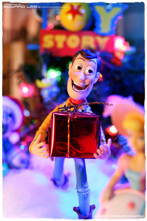 merry christmas from woody edwardlees collection tags xmas anime movie toy toys toystory - Toy Story Christmas Movie