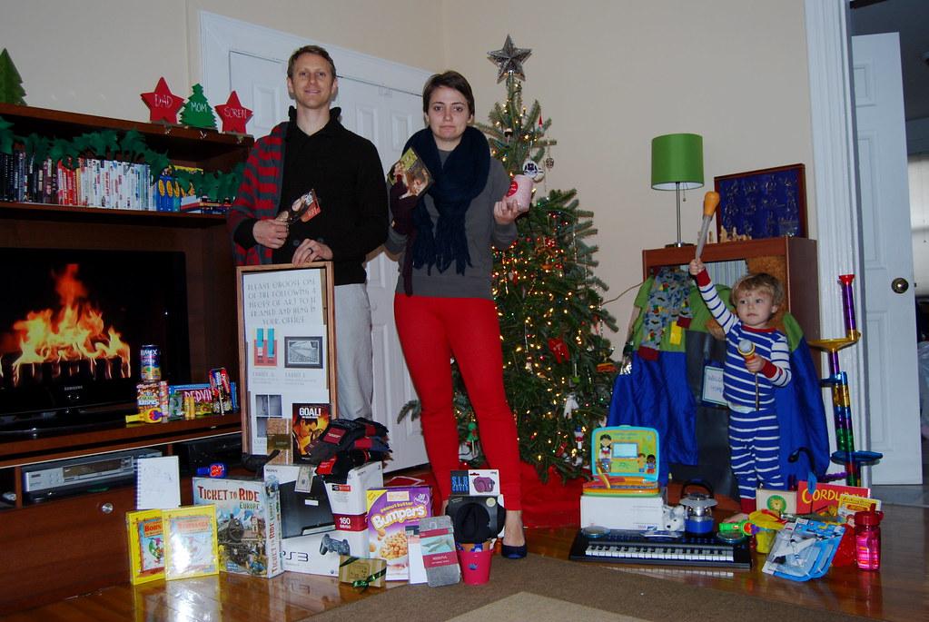 LK&S Christmas Loot 2010