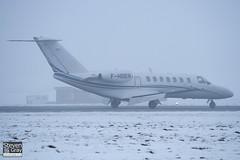 F-HBER - 525B-0183 - Private - Cessna 525B Citation CJ3 - Luton - 101222 - Steven Gray - IMG_7286