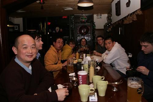 Shanghai Flickr Meetup Christmas Dinner
