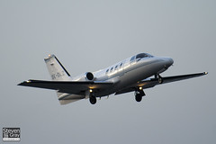 SE-DLZ - 500-0411 - Private -  Cessna 500 Citation I - Luton - 101201 - Steven Gray - IMG_4938