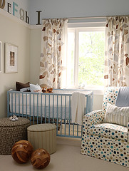 image1 (mscott218) Tags: blue windows sarah children greek design bedroom key interiors interior stripes nursery picture rail childrens curtains interiordesign richardson playroom drapery neutral