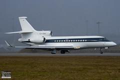 CS-DSA - 30 - Netjets Europe - Dassault Falcon 7X - Luton - 100209 - Steven Gray - IMG_6998