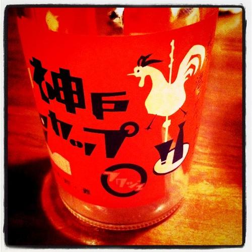 ワンカップならぬ神戸カップをご存知か