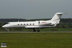 N908VZ - 4051 - Private - Gulfstream G450 - Luton - 100428 - Steven Gray - IMG_0498