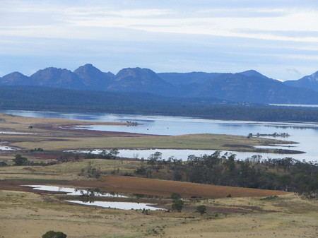Tasmania scenery