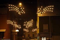 Weihnachtsbeleuchtung Sonnenberg 2010