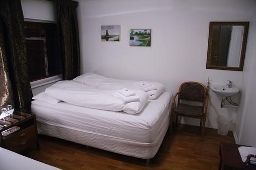 Room at Husavik Guesthouse