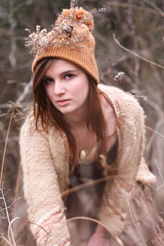 [フリー画像] 人物, 女性, 帽子・キャップ, アメリカ人, 201012310900