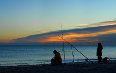 PB134408 Anglers on Hornsea Beach (pete riches) Tags: sea sky beach clouds sunrise coast fishing sand surf waves fishermen shingle resort northsea lures rods beachfishing casting nylon cloudporn bait waders wellingtons carbonfiber anglers fishingline fishingrod carbonfibre eastyorkshire hornsea angling holderness waterproofs monofilament seaanglers fishingtackle eastyorks hornseabeach athornsea peteriches lugwoms jupiter1uk