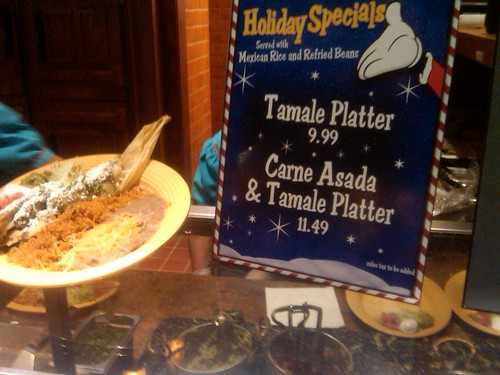 Tamale Deals at Rancho del Zocalo