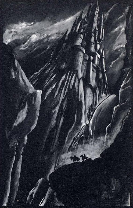 Philippe Druillet - Bram Stoker's Dracula, 1968. - 10