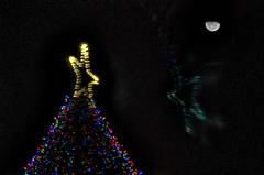Season Greetings at RR (stevenpng) Tags: lensflare roundrock hdr stardust seasonsgreetings photomatixpro nikon135mmf2dc nikond300s roundrockstardust