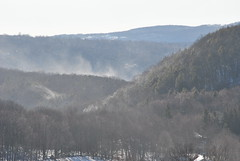 Winter Snow Wonder (Chief Hitting Cloud) Tags: scenic newmilford groundblizzard bridgewaterconnecticutrout67