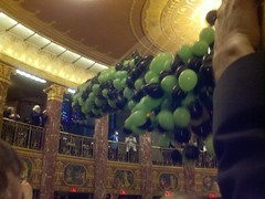 Cleveland Pops Orchestra 2011 Baloon Drop