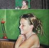 Portreti po fotografiji 43 cm.