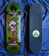 Black Label - Peter Watkins (No Name D) Tags: black nerd hardware rat label wheels mini peter independent skate bones skateboard powell skater trucks reds watkins blacklabel shortys peralta minirat