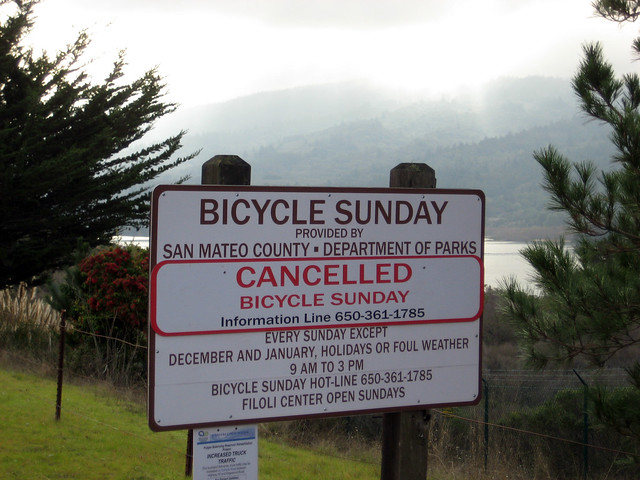 Bicycle Sunday - Cancelled