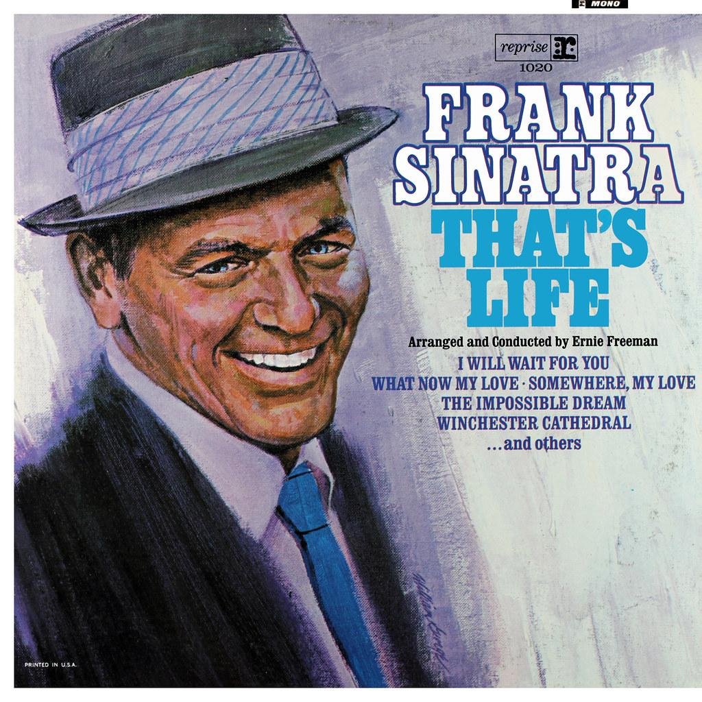 Frank Sinatra Lp Cover Art