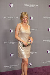 Actress Teri Polo arrives at The Cosmopolitan Grand Opening and New Year´s Eve Celebration