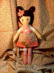 Anita Hérica (AP.CAVALARI / ANA PAULA) Tags: baby kids doll bebe boneca anita decoração tecido bonecadepano fabricdoll anapaulacavalari apcavalari