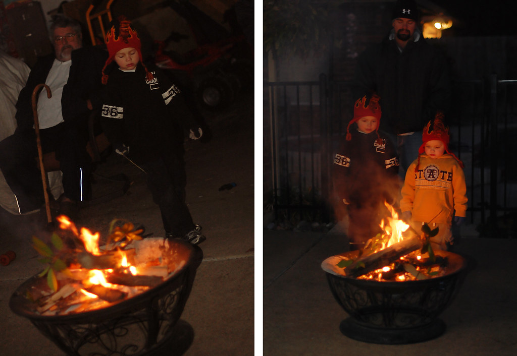 gpa firepit, 2010