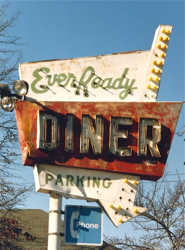 EverReady Diner Sign, RI