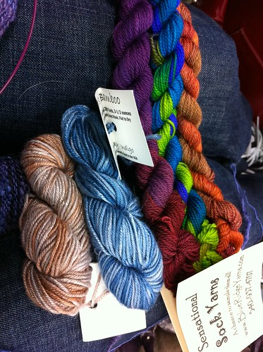 Blankie yarn from Suzanne!!