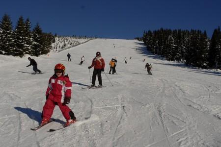 Ve Špindlu patří lednové víkendy dětem!