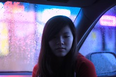 (TORI STEFFEN) Tags: cold water car cool day rainy boba zone sittin