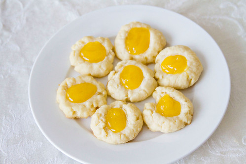Lemon Snowdrop Cookies - 5