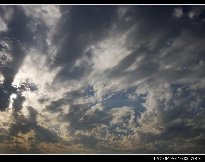 『雲』變化萬千