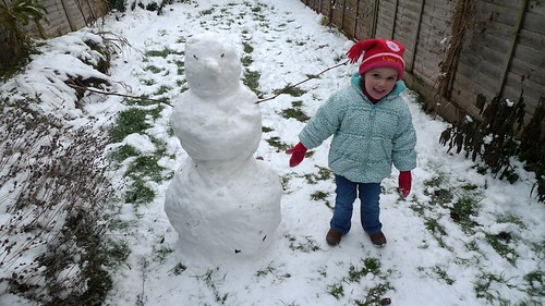 Poppy And The Snowman