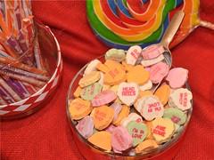 St. Louis Snow Cone Candy Buffet (CCCSTL) Tags: snow st hearts louis candy cone pixie conversation buffet lollipop stix