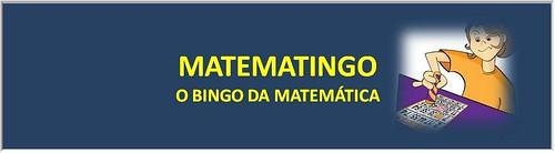 MATEMATINGO - O bingo da matemática