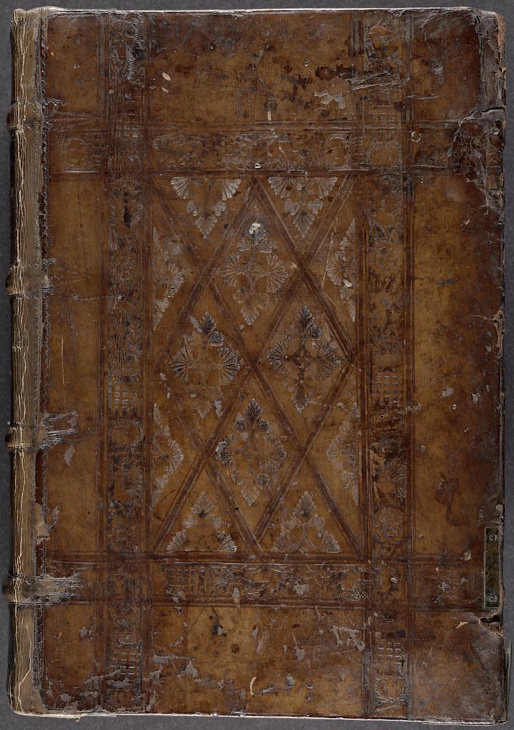 English binding, 16th century