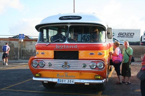 Photos of Maltese Buses Malta