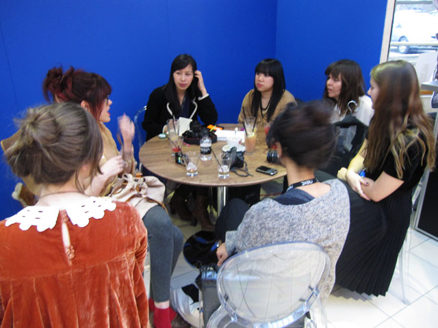 blogger round table