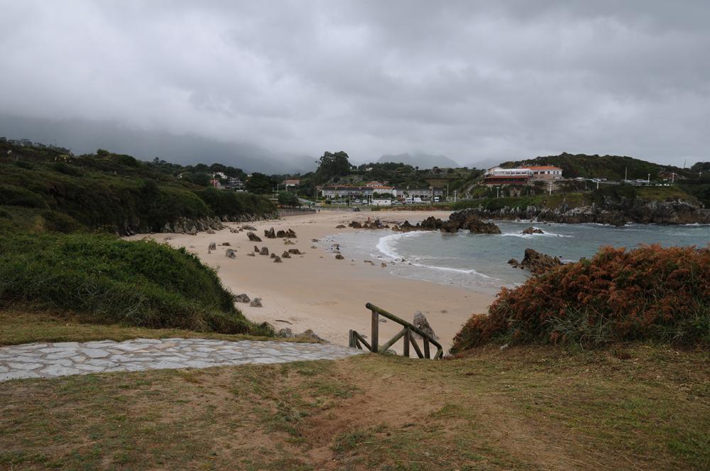 Playa de Toró, Llanes, Asturias