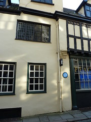 Photo of Thomas Pettus and John Pettus blue plaque