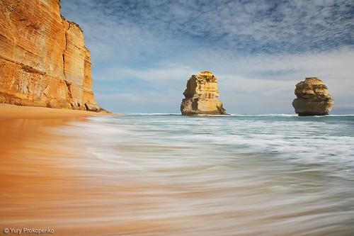 Coastal Landscape :: Gibsons Steps