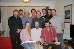 Scythe Association meeting